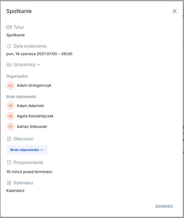Grupowanie list